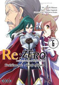 Re:Zero – Troisième Arc : Truth of Zero T6