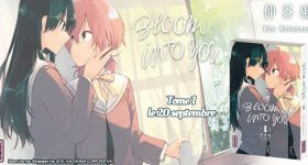 Bloom Into You en manga chez Kana