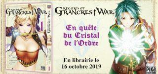 Record of Grancrest War chez Pika
