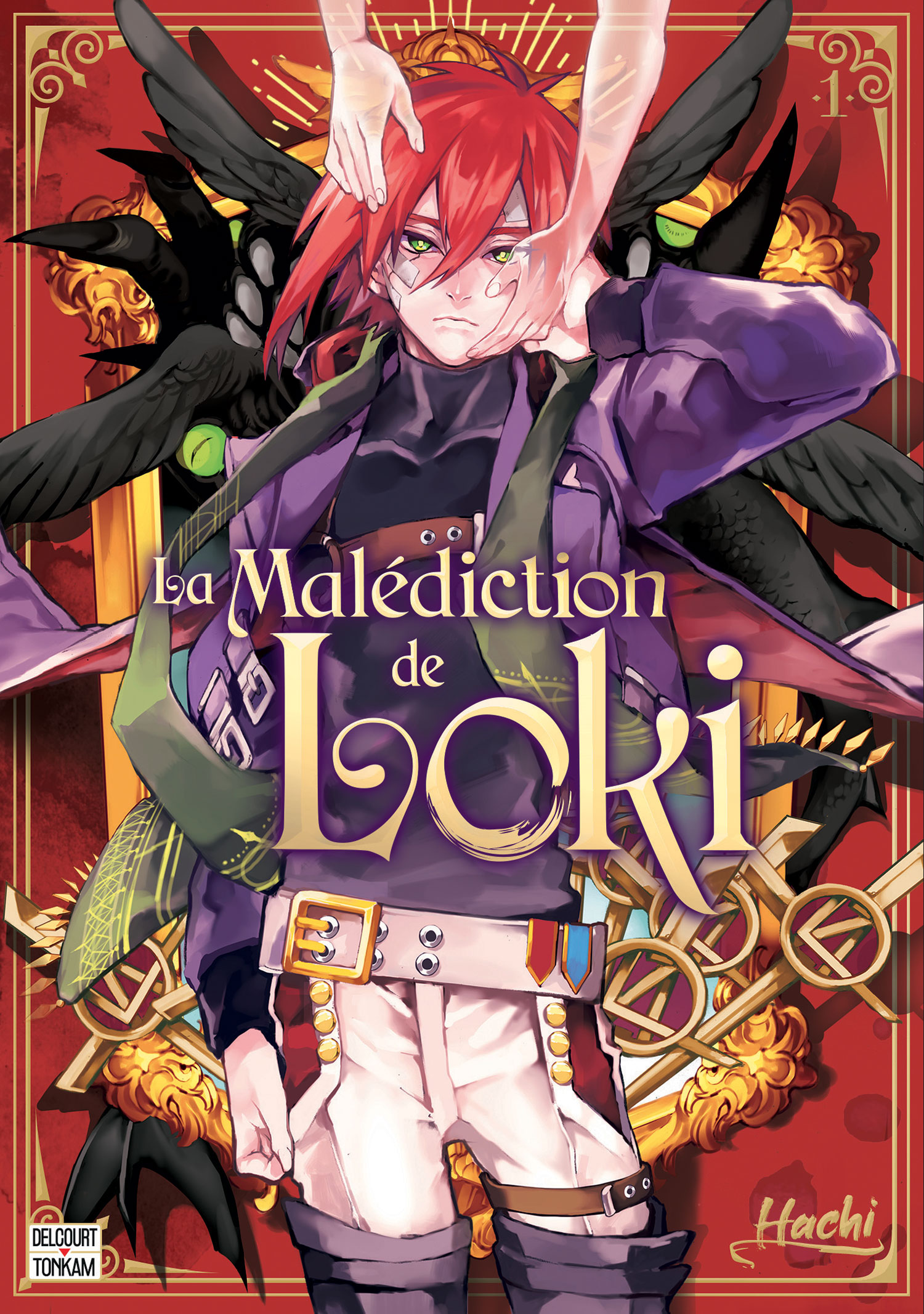 La Malédiction de Loki T1