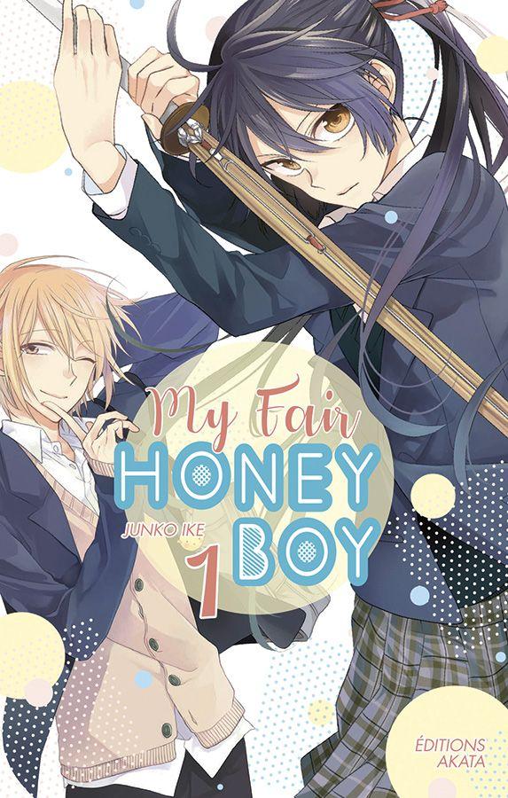 My Fair Honey Boy Vol.1