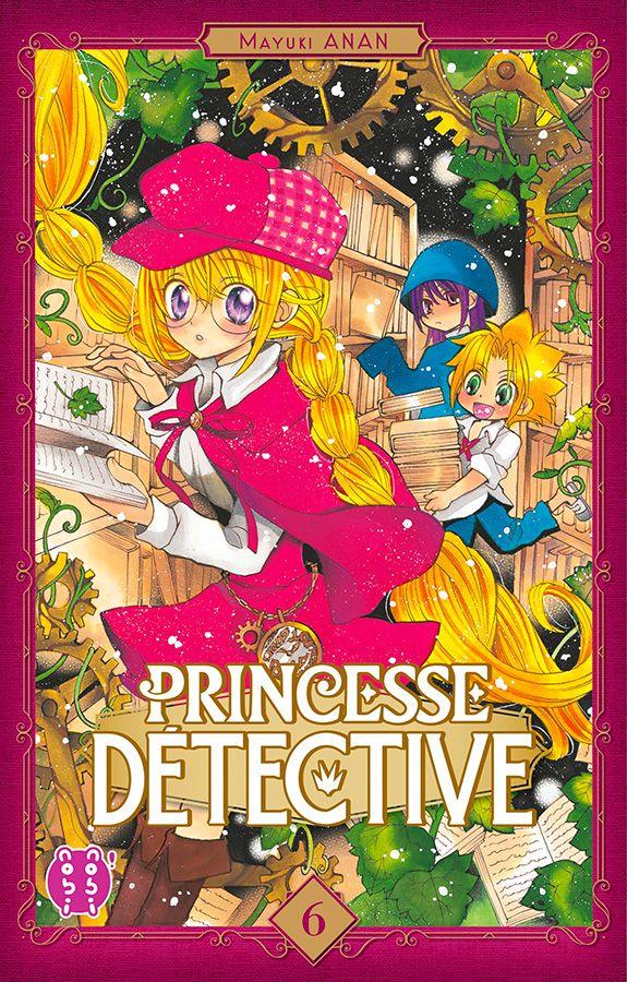 Princesse Détective Vol.6