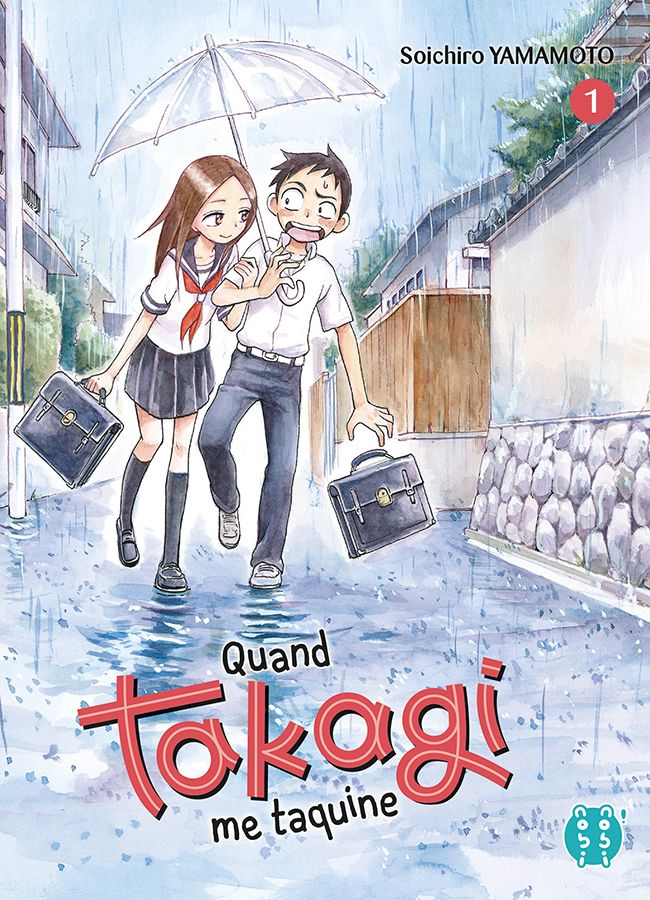 Quand Takagi me taquine T1