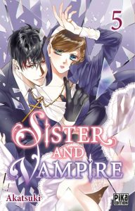 Sister and vampire Vol.5