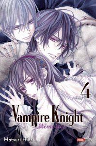 Vampire Knights - Mémoires Vol.4