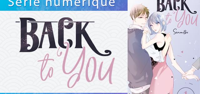 Back to You, nouveau titre adulte des éditions Akata