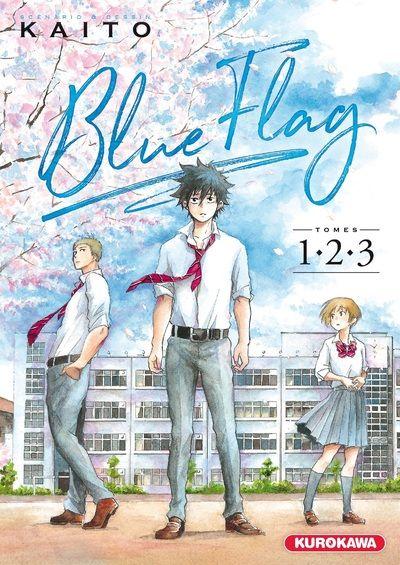 Blue Flag - Coffret T1-3