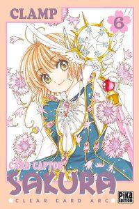 Card Captor Sakura - Clear Card Arc Vol.6