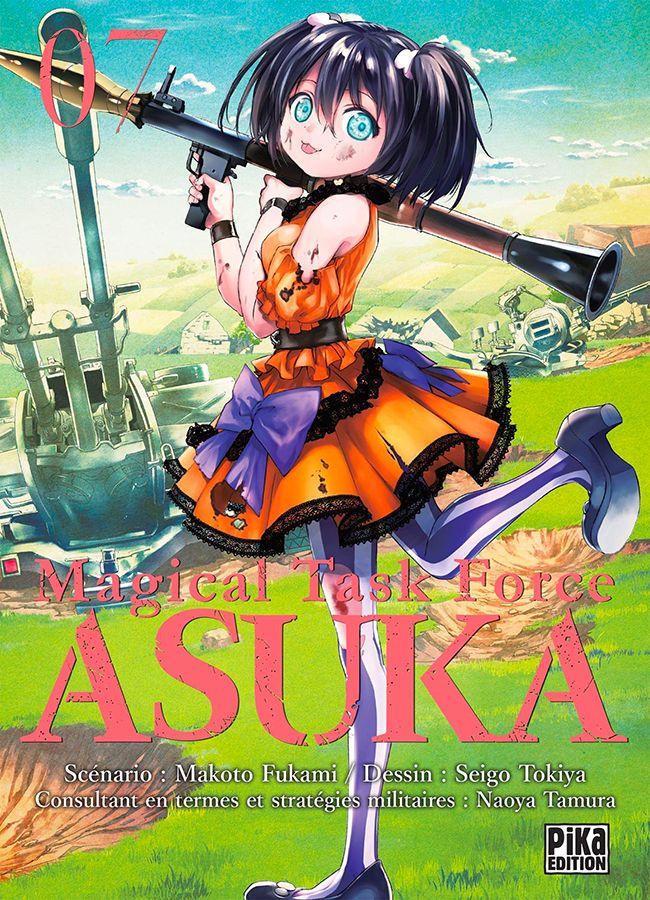 Magical Task Force Asuka T7