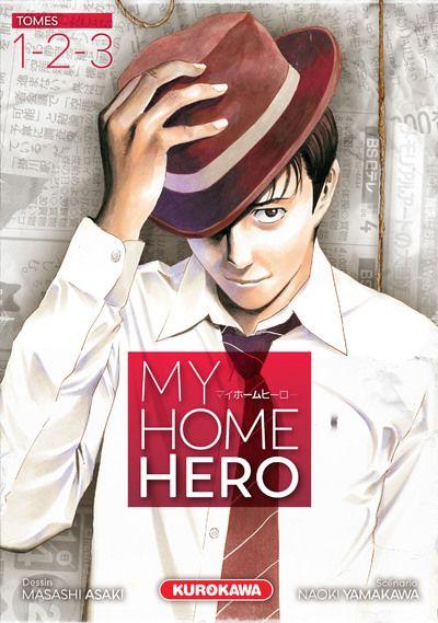 My Home Hero - Coffret T1-3