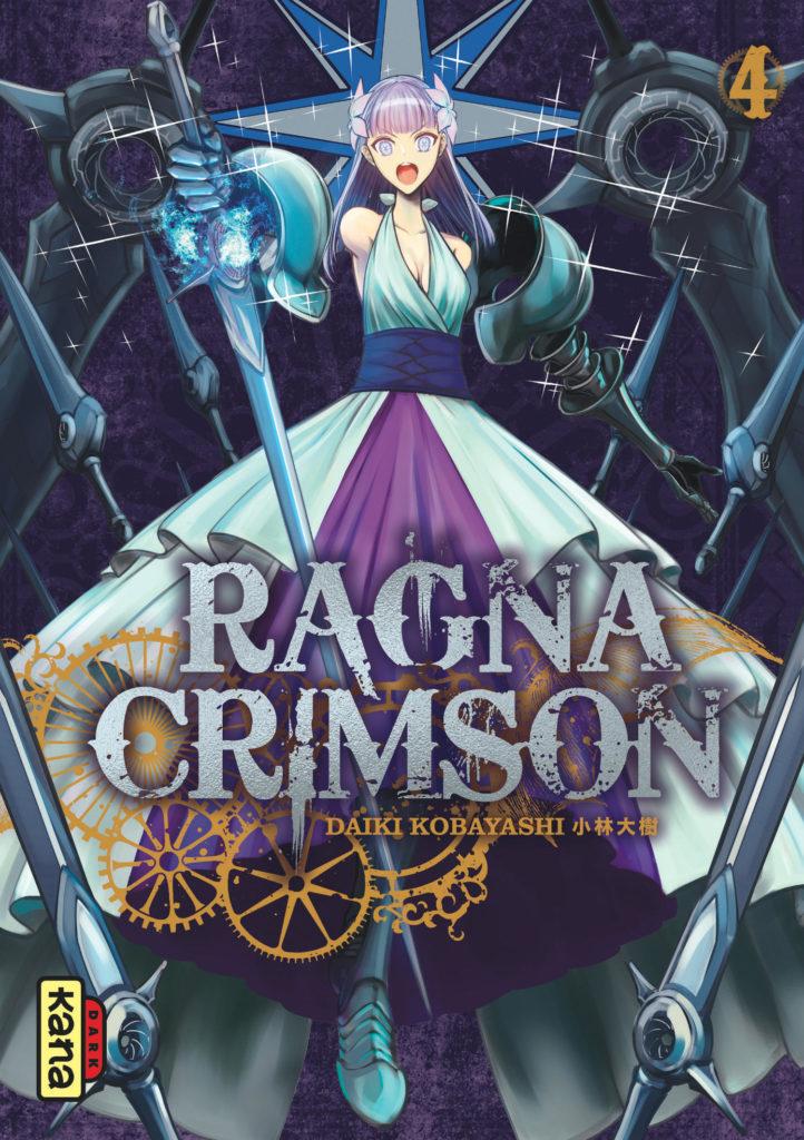 Ragna Crimson T4