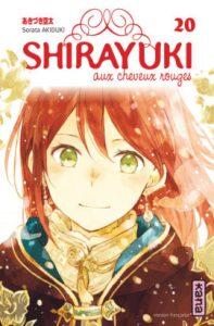 Shirayuki aux cheveux rouges Vol.20