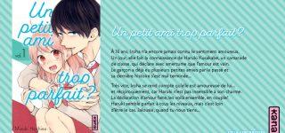 Kana vous propose Un petit ami trop parfait