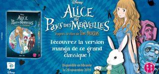Nouvelle édition de Alice aux pays des merveilles