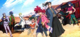 L'anime Appare-Ranman! annoncé
