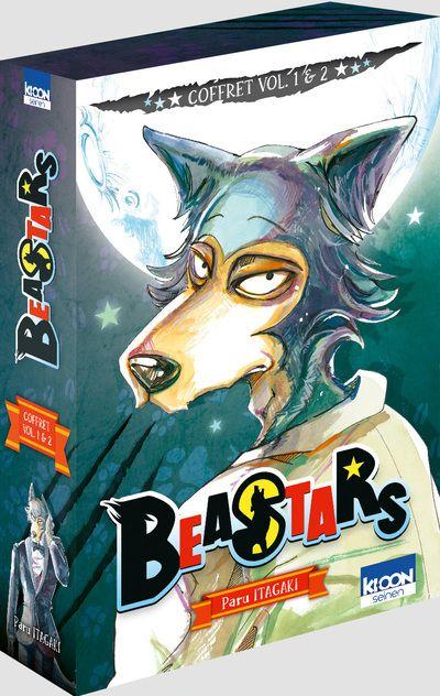 Beastars - Coffret T1-2