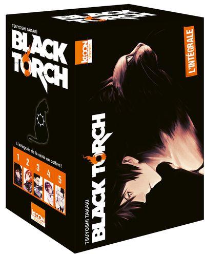 Black Torch - Coffret Intégrale