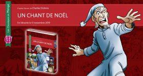 Un Chant de Noël aux éditions nobi nobi!