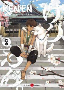 Ken'en - Comme chien et singe Vol.8
