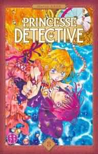 Princesse Détective Vol.8