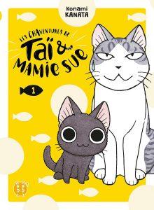 Les Chaventures de Taï et Mamie Sue Vol.1