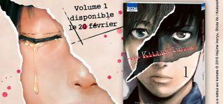 The Killer Inside annoncé chez Ki-oon