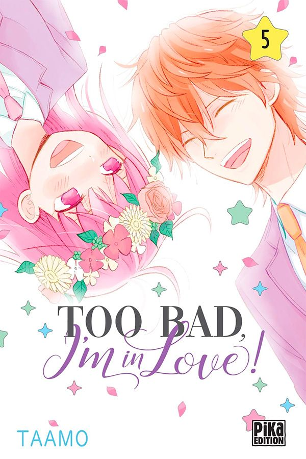Too bad, i'm in love! Vol.5