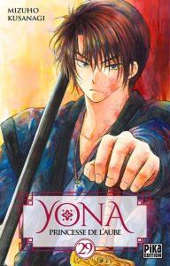 Yona - Princesse de l'Aube Vol.29
