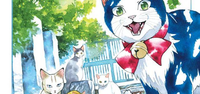 Le chat aux sept vies à paraître chez Glénat