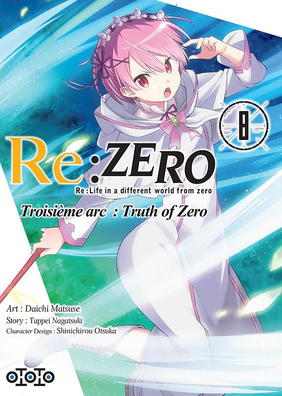 Re:Zero – Troisième Arc : Truth of Zero T8