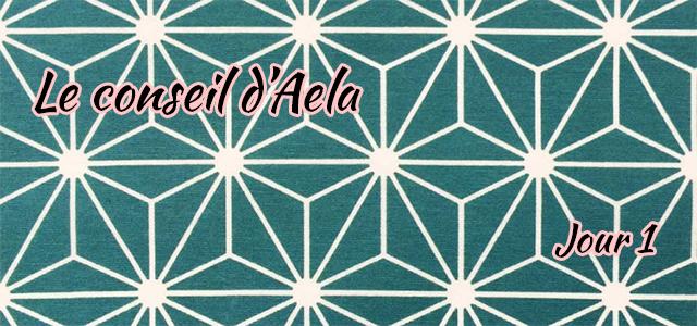 Jour 1 : Le conseil d'Aela