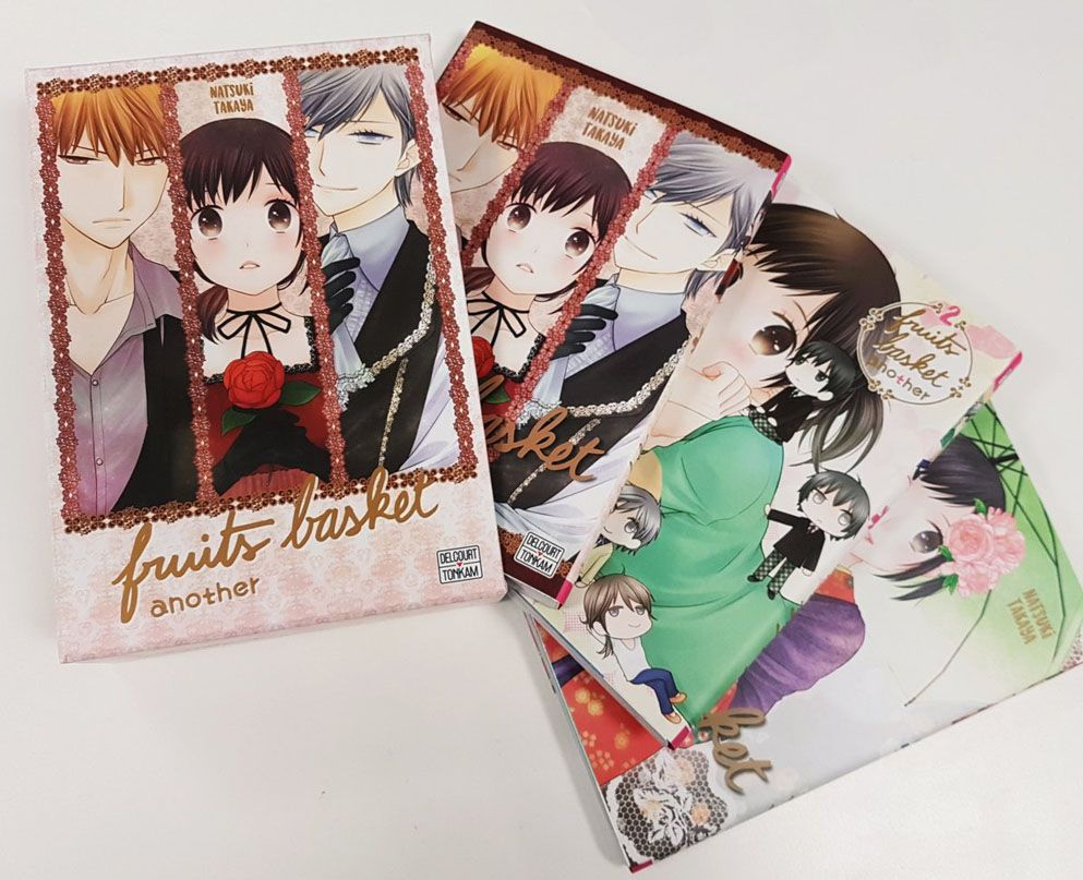 Fruits Basket Another - Coffret Intégrale