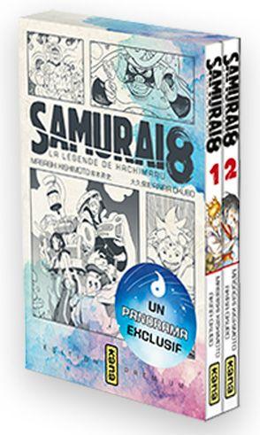 Samurai 8 - Coffret T1-2