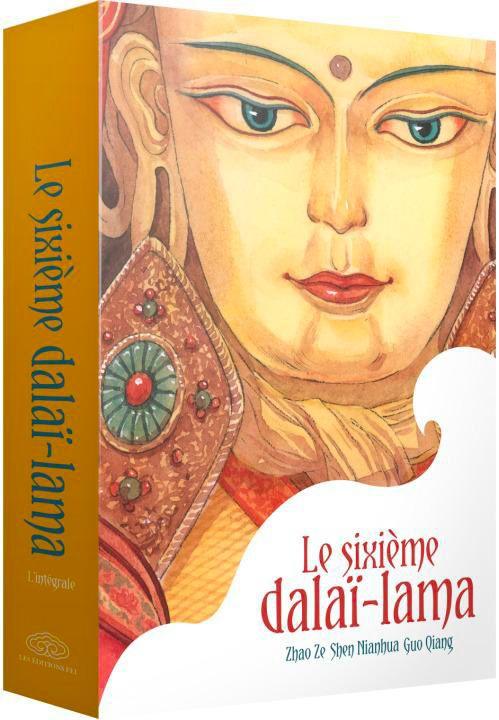 Le Sixième Dalai Lama - Coffret Intégrale
