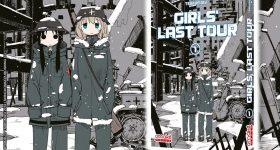 Le manga Girls' Last Tour à paraître chez Omaké Books