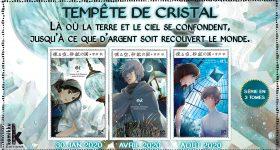 Une Tempête de Cristal se prépare chez Komikku