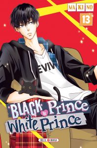 Black Prince & White Prince Vol.13