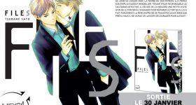 Le one-shot Files arrive chez Taifu Comics
