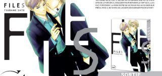 Le one-shot Files arrive chez Taifu Comics