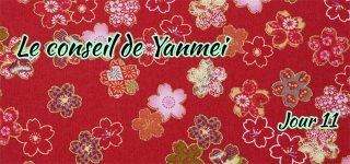 Jour 11 : Le conseil de Yanmei