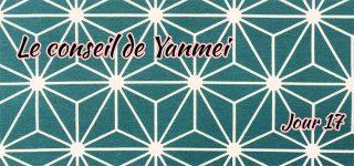 Jour 17 : Le conseil de Yanmei