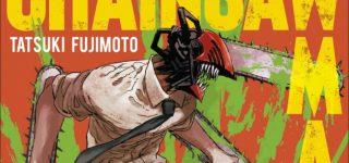 Chainsaw Man annoncé chez Kazé Manga
