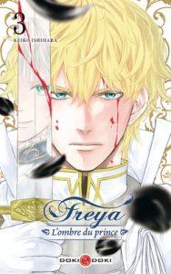 Freya - L'ombre du prince Vol.3