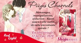 Le shôjo Pièges Charnels chez Pika
