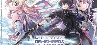 Why nobody remembers my world? à paraître chez Doki-Doki