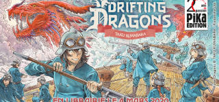 Drifting Dragons arrive aux éditions Pika