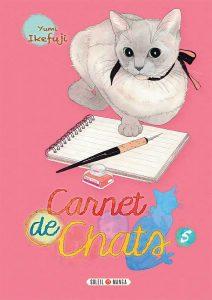 Carnet de chats Vol.5