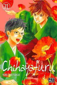 Chihayafuru Vol.31