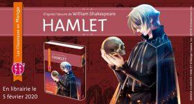 Hamlet, nouveau Classique en Manga chez nobi nobi!