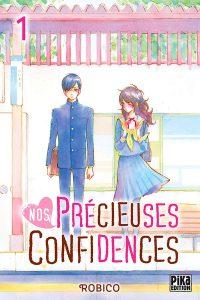 Nos Precieuses Confidences Vol.1
